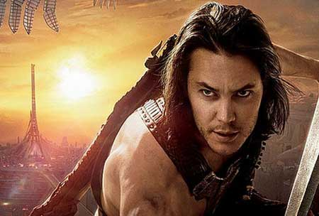Here Cinema Siren goes again, going against the critical masses. I love John Carter. While it groans under the pressure of its need for exposition, ... - john_carter