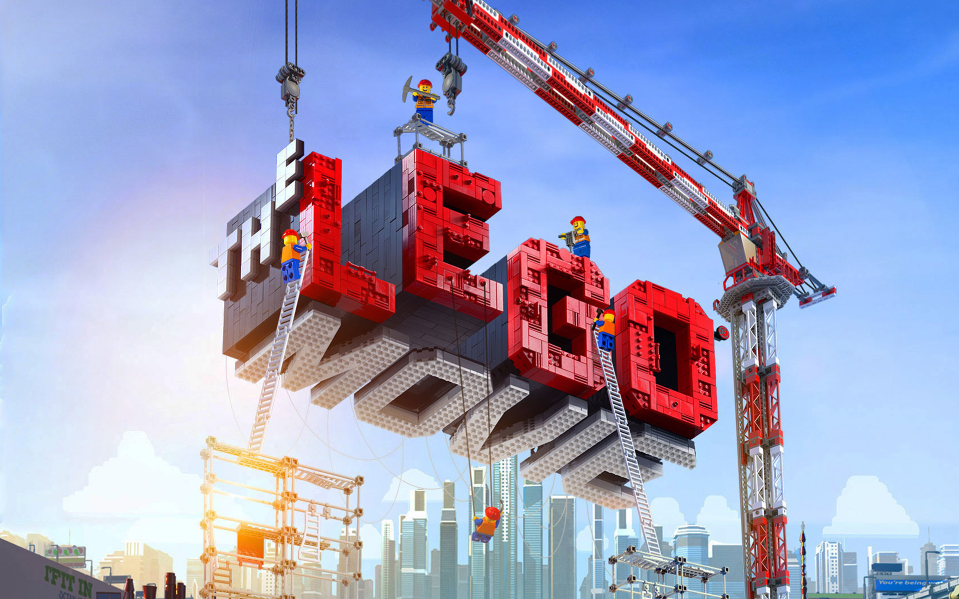 Pictures From The Lego Movie: Cinema Siren Reviews: The Lego Movie