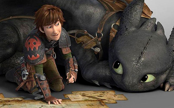 How To Train Your Dragon 2: Better than one with twice the dragons ...