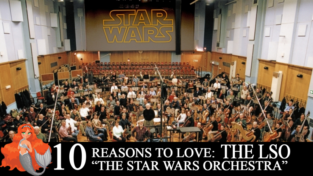 10 reasons to love LSO