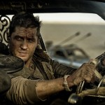 Mad Max driving