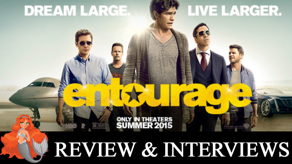 entourage review and interviews