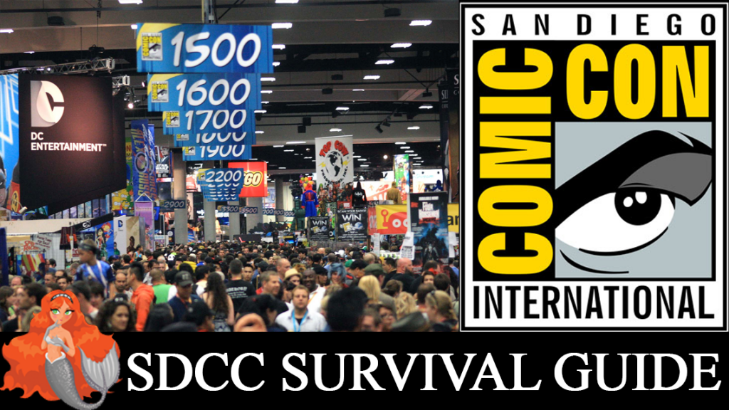 sdcc survival guide 2015