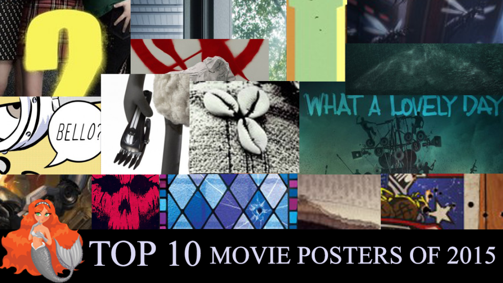 top 10 movie posters 2015 new