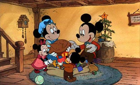 8 - Christmas Classic Cartoons