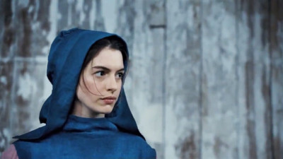 cinemasiren, les-miserables, anne-hathaway, oscar, nomination