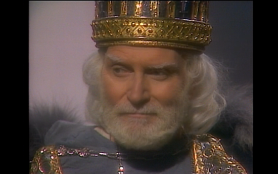cinema-siren, king-lear, laurence-olivier, john-hurt, michael-elliott, 1983