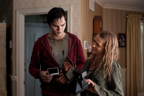 cinema-siren, warm-bodies, nicholas-hoult, zombie, romantic-comedy, review