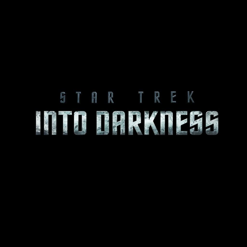 Star Trek Into Darkness Movie Logo Hd Wallpaper 1024x1024 Cinema