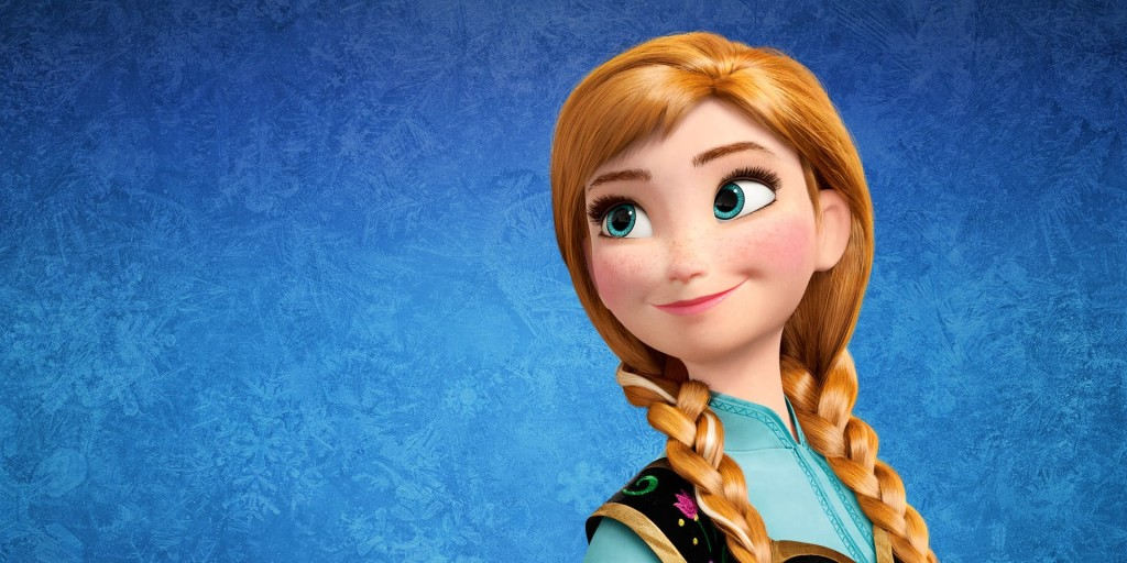 Disney-Frozen-Anna-Wallpaper