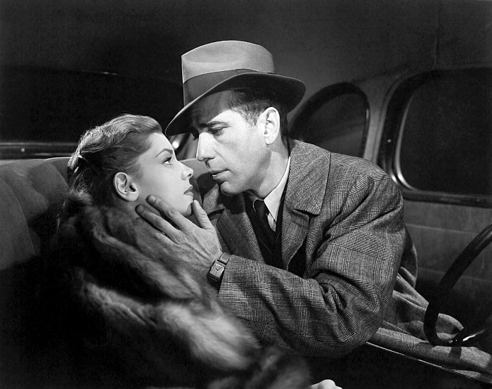 The Big Sleep -Bogart and Bacall