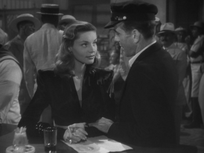 To Have and Have Not - Bogart and Bacall 02