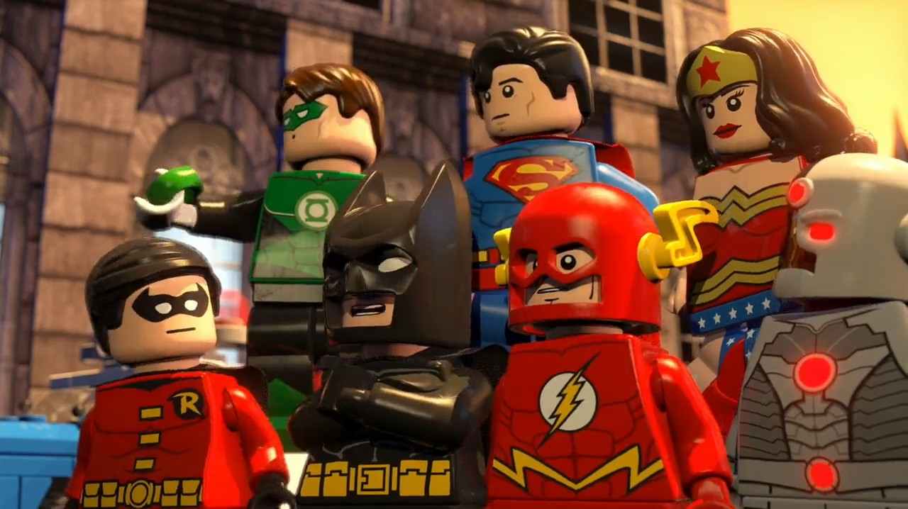 Cinema Siren Reviews The Lego Movie A Real Block Buster
