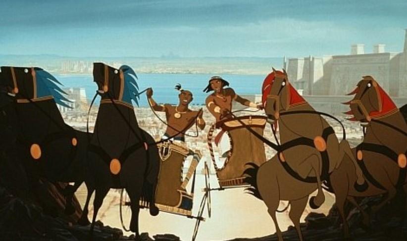 Prince of Egypt (2)