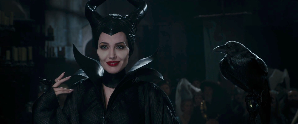 Angelina Jolie as Maleficent