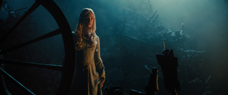 Aurora in Maleficent