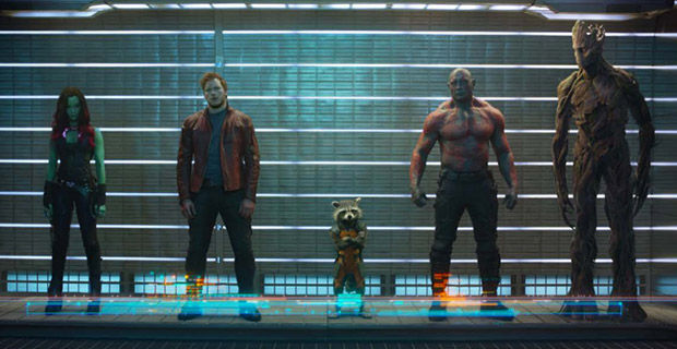 First-Official-Guardians-of-the-Galaxy-Cast-Photo
