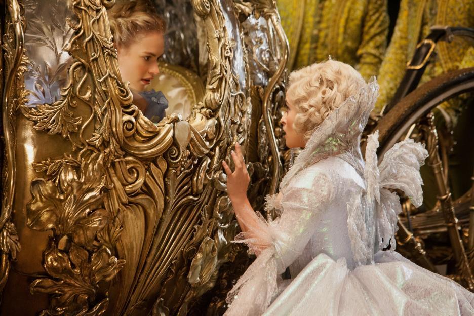 Disney's Cinderella Movie Review: Magical, Sweet, & Snark