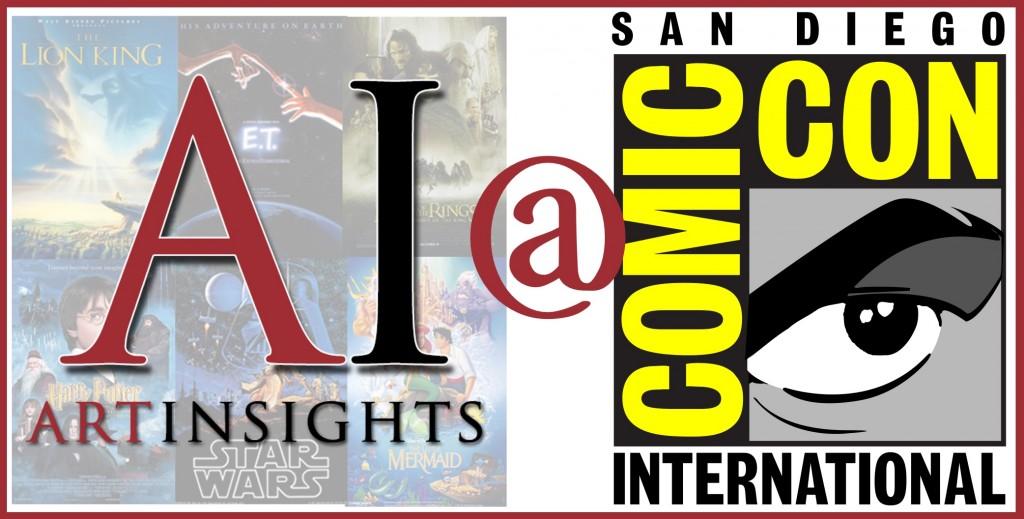 ArtInsights at Comic Con