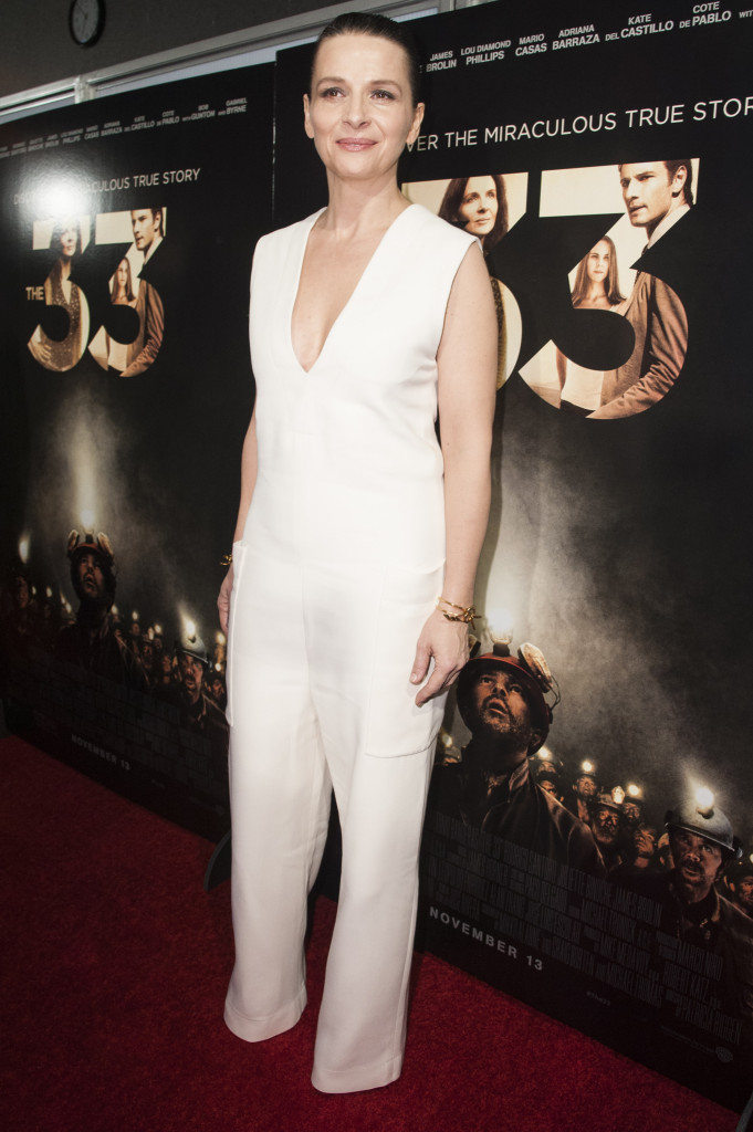 Washington DC Premiere of Warner Bros. Pictures THE 33