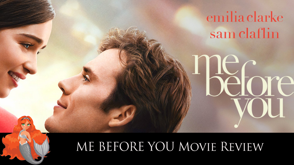 Me Before You Video Movie Review Cinema Siren
