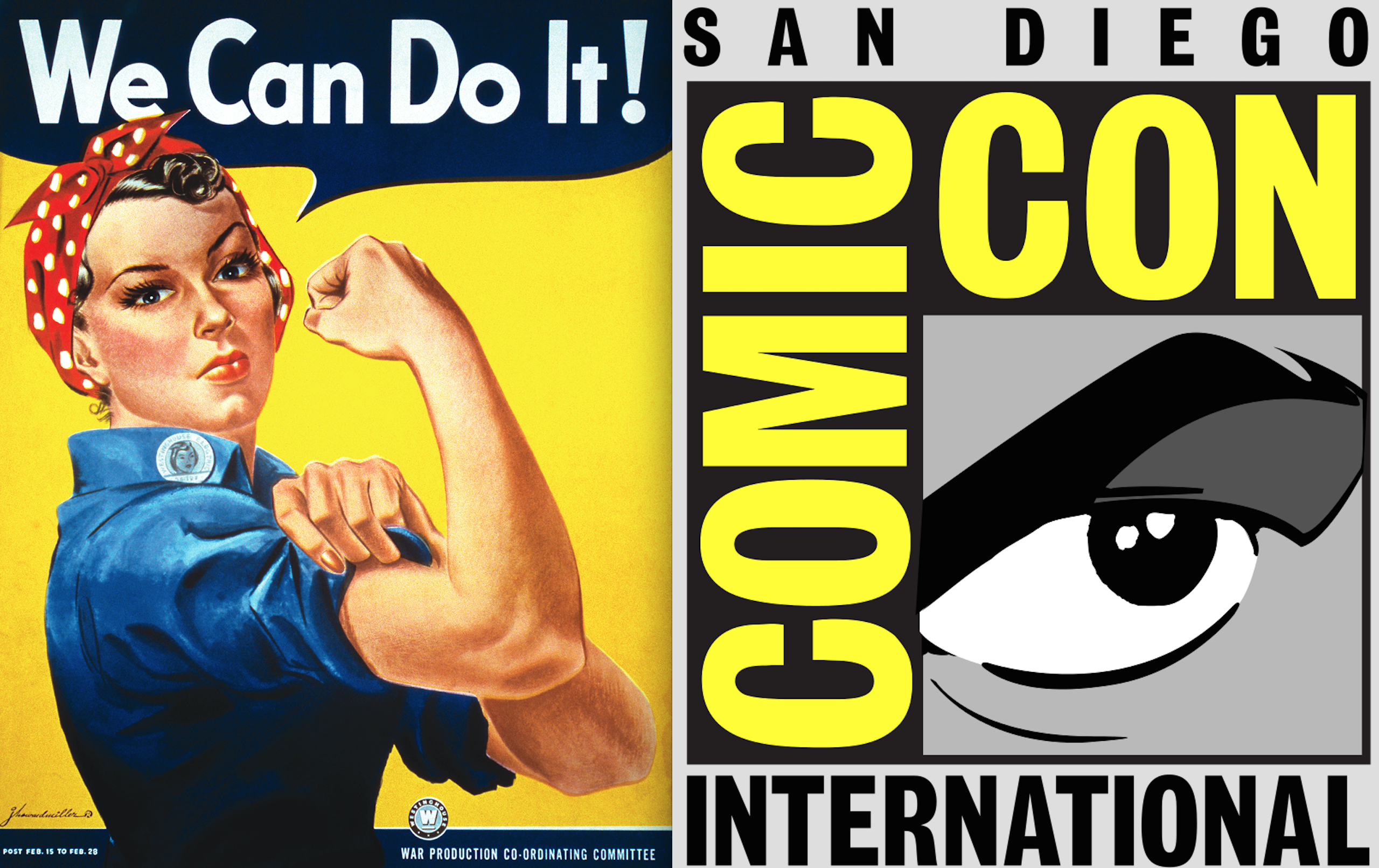 Women panels at SDCC 2016