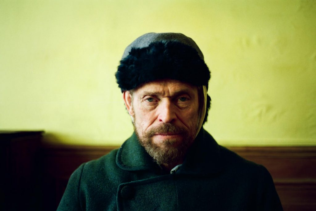 """Willem Dafoe plays Vincent van Gogh in director Julian Schnabel's latest film, """"At Eternity's Gate."""" (Photo by Lily Gavin, provided by CBS Films)"""