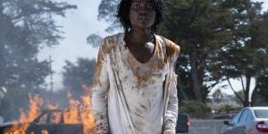 "Lupita Nyong'o as Adelaide Wilson in ""Us,"" written, produced and directed by Jordan Peele."